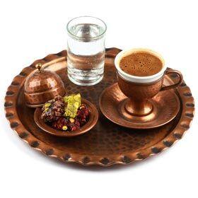 Hacı Mustafa Han - 2 Kişilik Kahve Fincanı