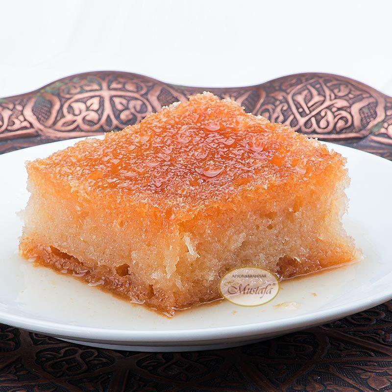 Afyon Ekmek Kadayıfı - 1kg. Mini Tepsi - Thumbnail