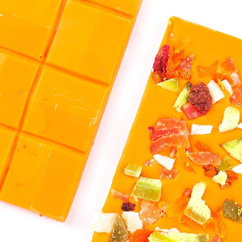 Meyveli Portakallı Beyoğlu Çikolatası