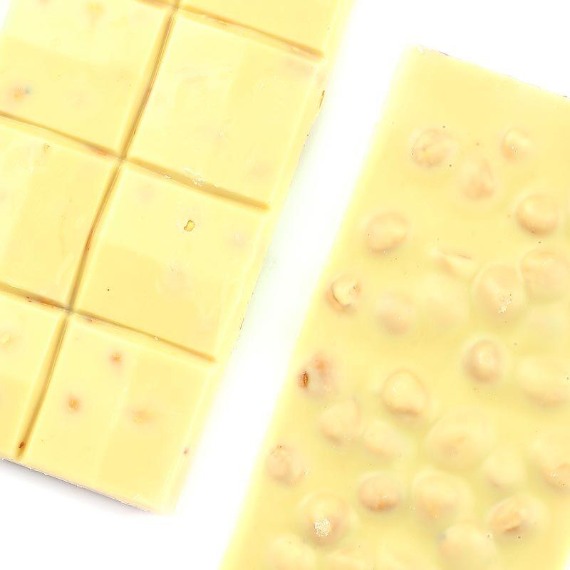 Fındıklı Beyaz Beyoğlu Çikolatası - Thumbnail