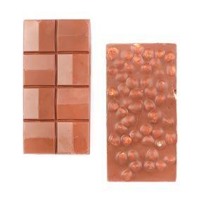 Fındıklı Sütlü Tablet Çikolata 110g - Thumbnail