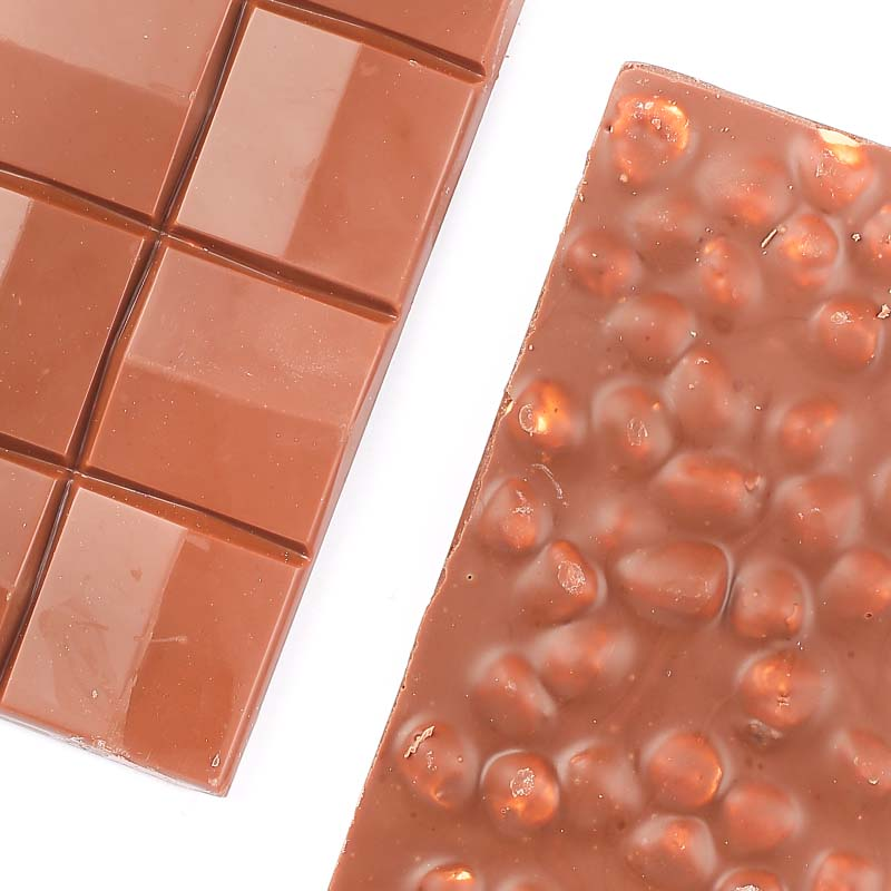 Fındıklı Sütlü Tablet Çikolata 110g