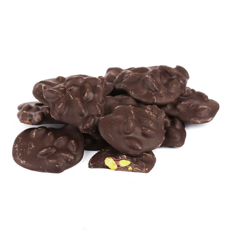 Antep Fıstıklı Roş Bitter Çikolatalı