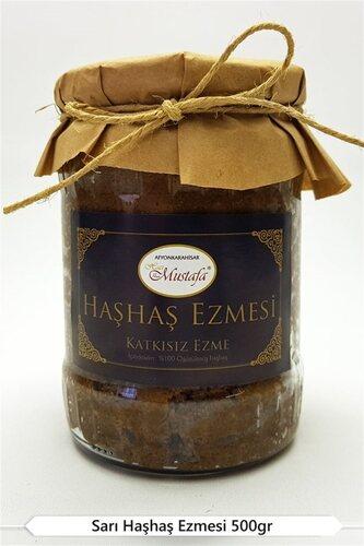Hacı Mustafa Han - Haşhaş Ezmesi - Sarı 500gr