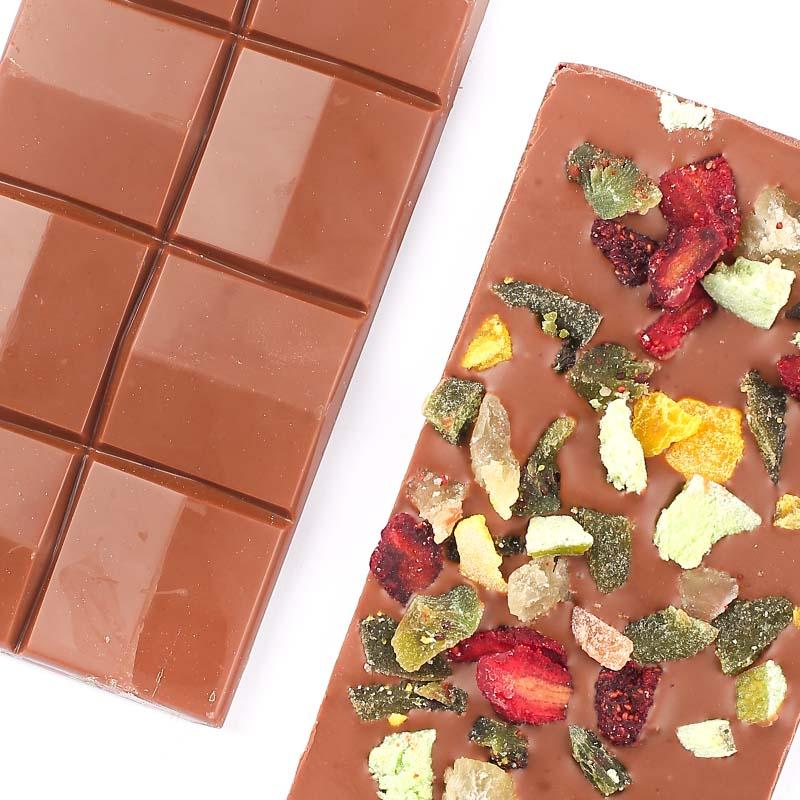 Meyveli Sütlü Beyoğlu Çikolatası